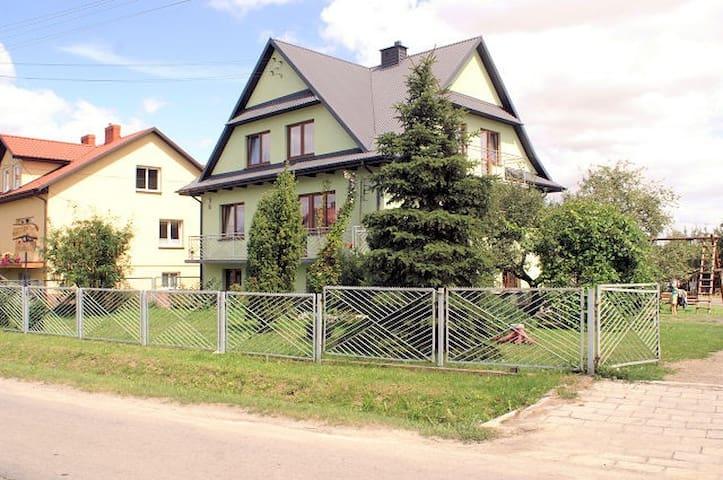 pokoje w Górach Świętokrzyskich - Bodzentyn - Haus