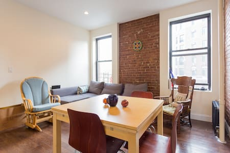Private room in a cosy apartment - New York - Apartment