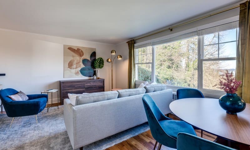 Live + Work + Stay + Easy | 1BR in Mercer Island