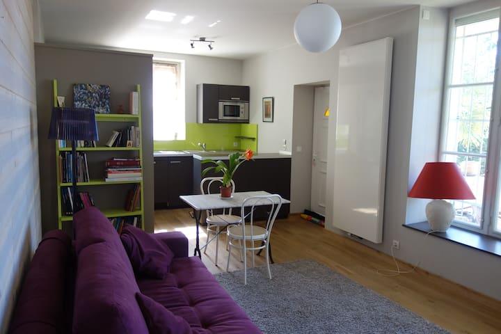 Studio pour curistes - Aix-les-Bains - Daire
