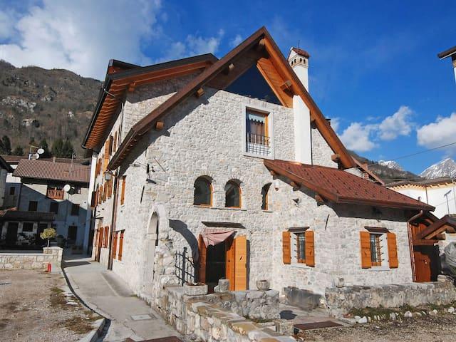 Great Apartment Albergo Diffuso - Cjasa Ustin 9146.2 - Barcis - Leilighet