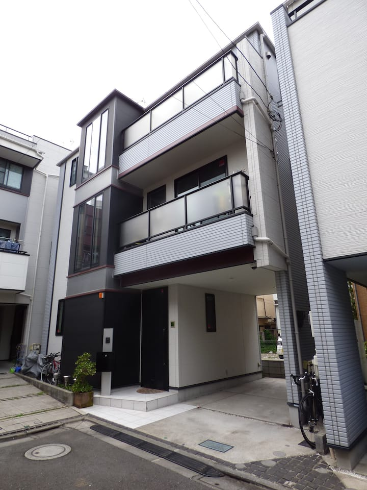TokyoIkebukuro3floors New LuxuryHouse Shinjuku8min