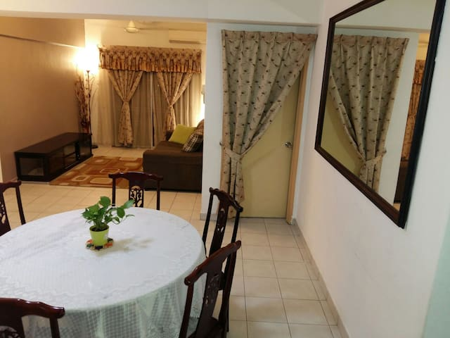 A skyville with splendid view - Kajang - Wohnung