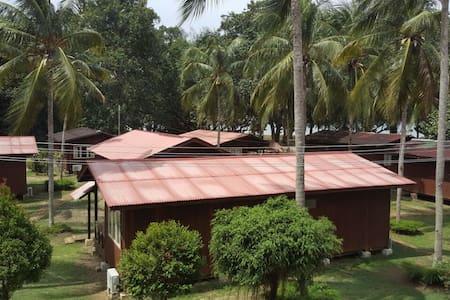 Chalet Room @Le Village Beach Resort Kuantan - Chalet
