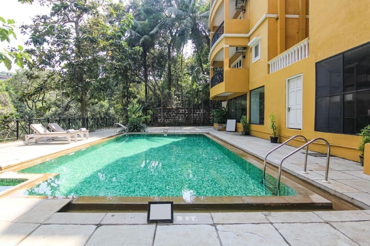 Luxury Serviced Apartment 2 - Goa Luxury Homes