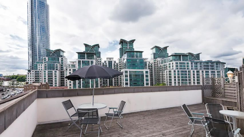 -20%!Perfect location! 3BR, Vauxhall, Terrace!