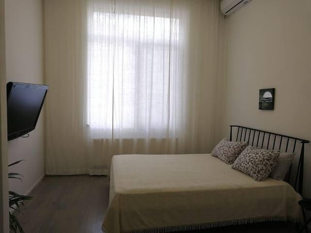 Cosy Studio in eco style, Arcadia