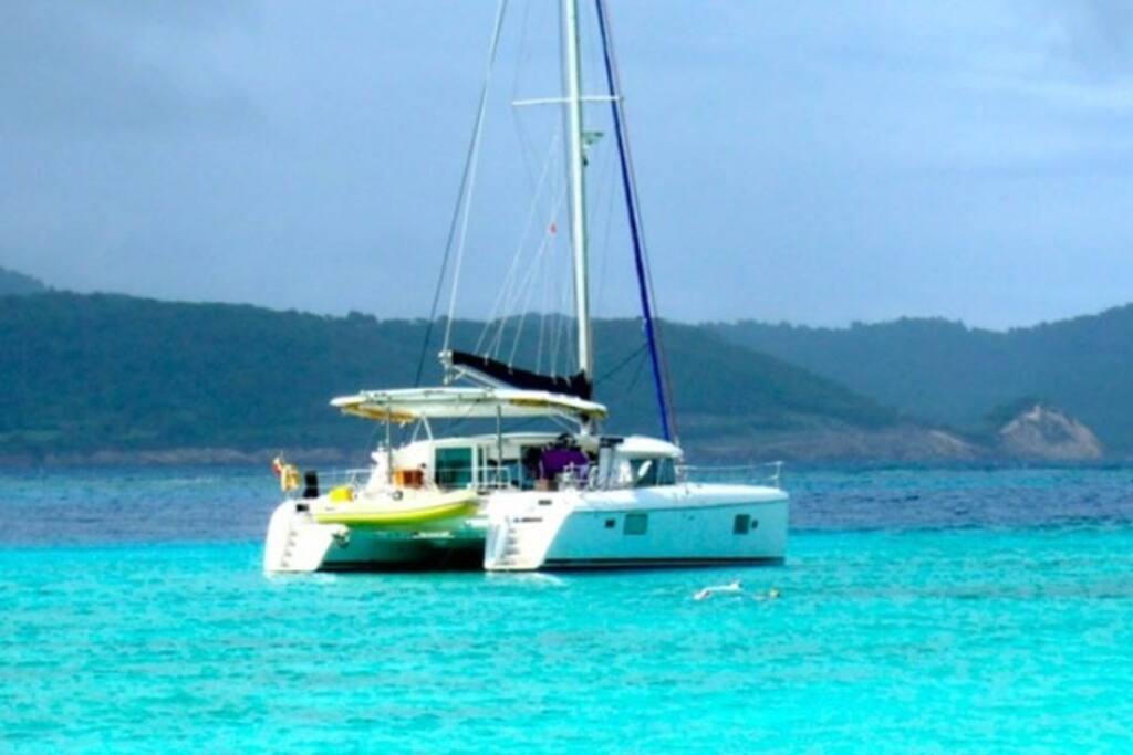 Sumaya in the Caribbean