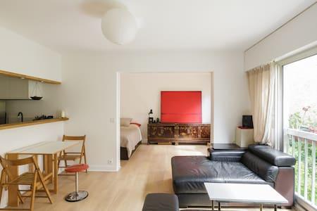 Appartement vue sur Jardin à Bastille - Paris - Apartment