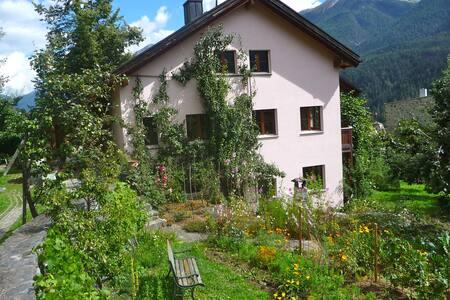 Clerai Döss - Das Ferienstudio in Scuol - Scuol