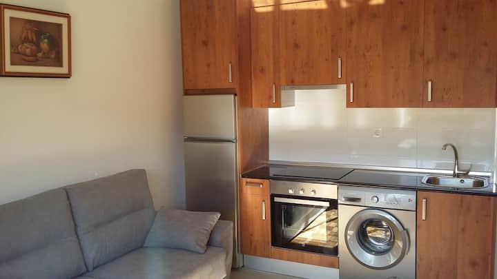 Coqueto apartamento cercano a las termas