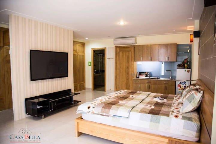 Casa Bella Serviced Apartment - Ho Chi Minh - Obsługiwany apartament