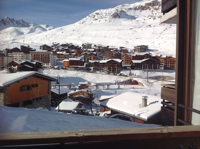 Studio 2/3 personnes parking inclus - Tignes - Byt