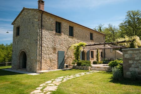 MUFFATO 6, Exclusivity Emma villas - Sarteano - Villa