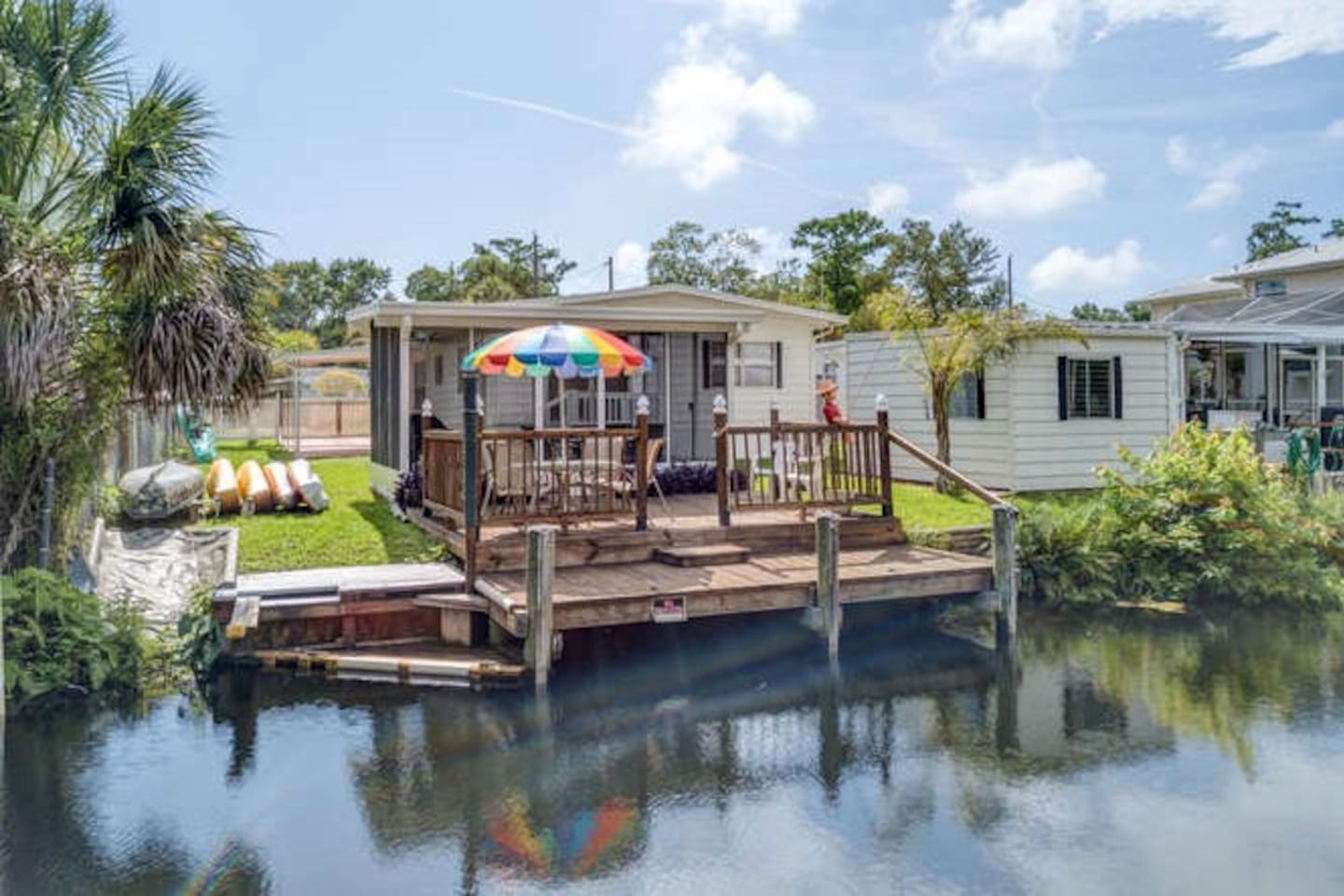WELCOME TO OUR WATERFRONT RETREAT IN WEEKI WACHEE