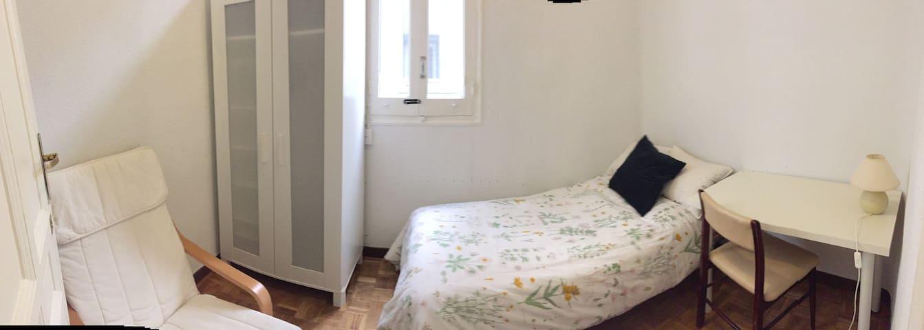Habitación Madrid Centro - Room in Madrid Center