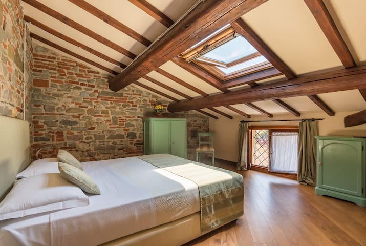Villa il Mosaico Elegant loft apartment