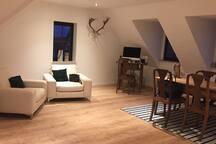 Design-Appartement in wunderschöner Lage