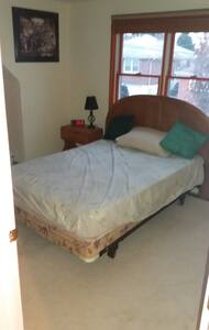 one of two bed rooms on second floor - Bogota - House