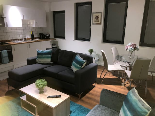City Centre Cathedral Apartments - 2 bed (64)