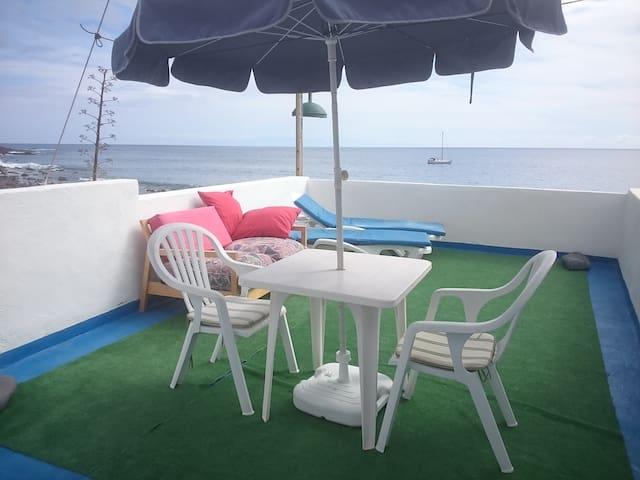 Tus vacaciones en primera línea de mar - Santa Cruz de Tenerife - Flat
