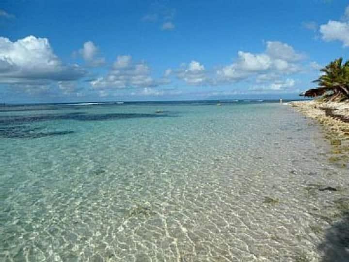 Ti Paradis Anse des rochers St-François Guadeloupe