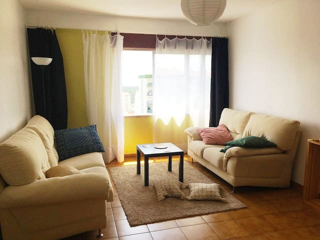 A lovely 2 bedroom apartment near Sintra