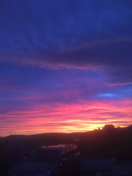 Sunrise Kilmaluag