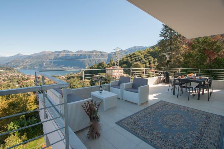 Villa Angela in Bellagio, Lake Como