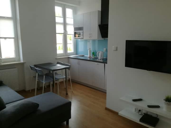 Słowiańska 37 Apartament 6 dla 4 osób