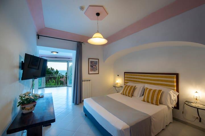 Superior Room Terrace Sea View