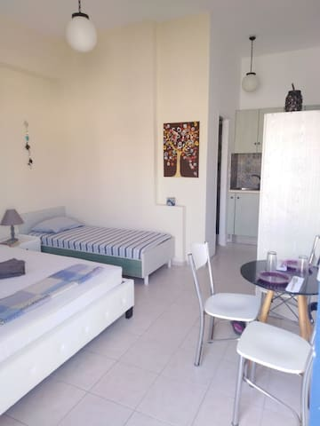PORTO STYRA G2 30 meters from the beach