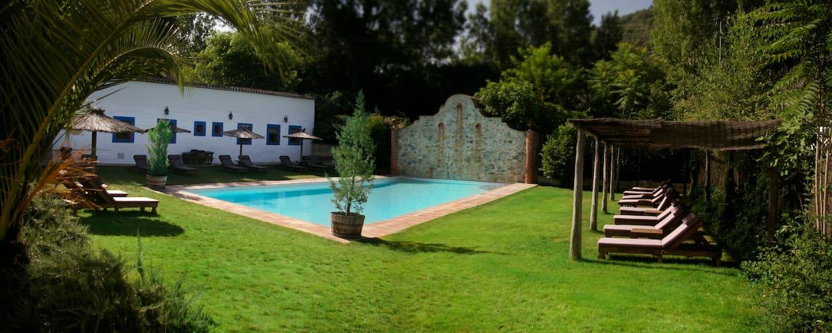 Paraíso del Huéznar, Vía Verde de la Sierra Norte - Cazalla de la Sierra - House