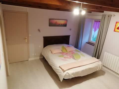 Chambre privée à  Plouha (Bretagne)
