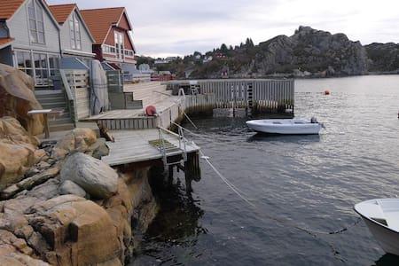 Flott Rorbu på Telavåg - Sund - Kisház