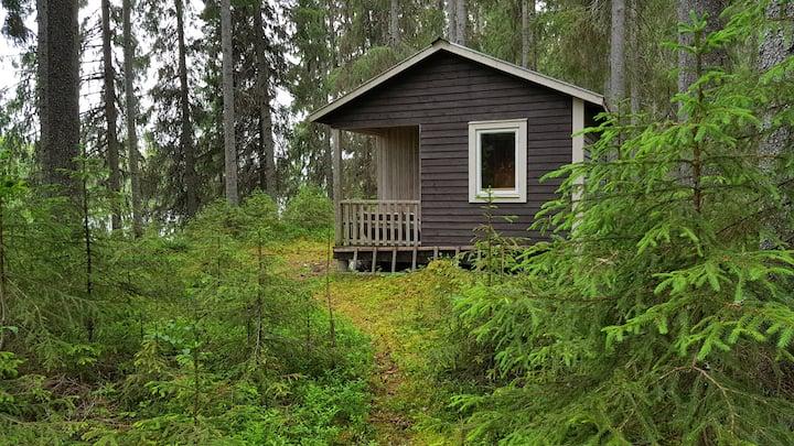 4-bed cottage just beside Långan