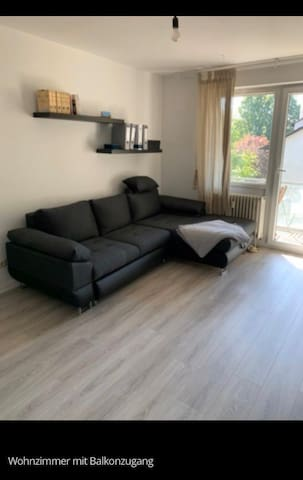 Awesome 2 room apartment central in Frankfurt