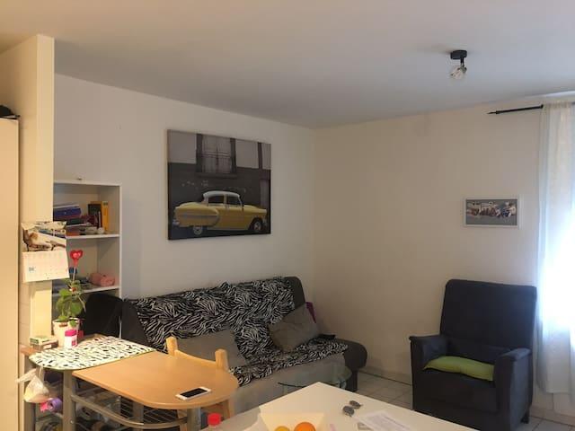 Private 2 room apartment  in Heidelberg, Rohrbach