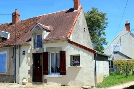 Compact country house, Burgundy - Villatte  - Haus