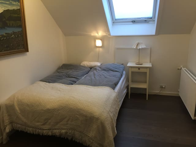 Private room close to nature and public transport - Hoyvík