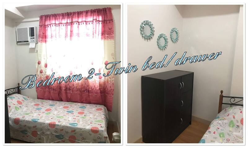 2nd BR - Double bed