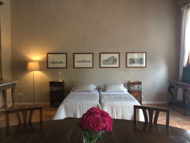 Villa Rosa piccolo paradiso nei colli Euganei
