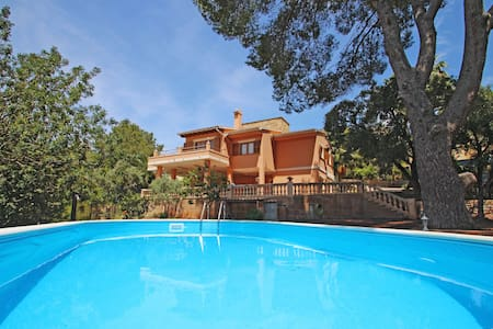 Villa Capllonch - AirCond - Pool - Port des Canonge