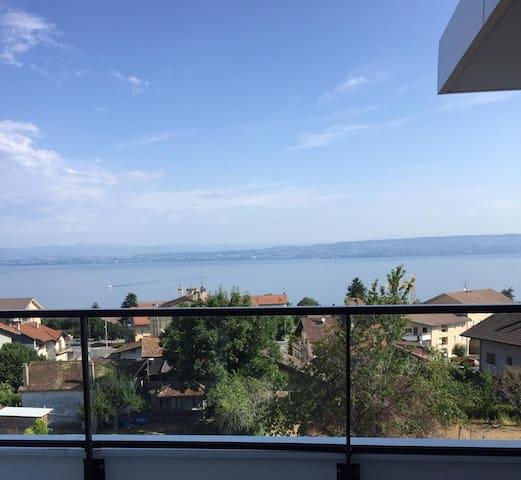 Splendide appartement T3 avec vue panoramique  4*
