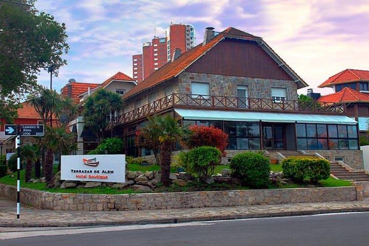 Hotel Boutique en Casona Playa Grande, hab doble