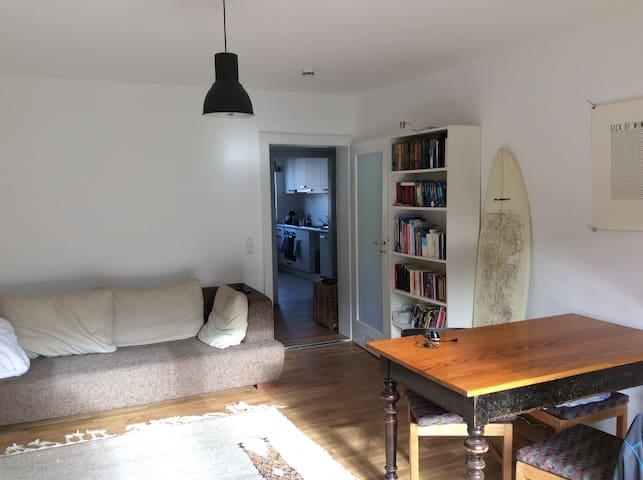 Cosy Appartement close to the ISAR - Munique - Apartamento