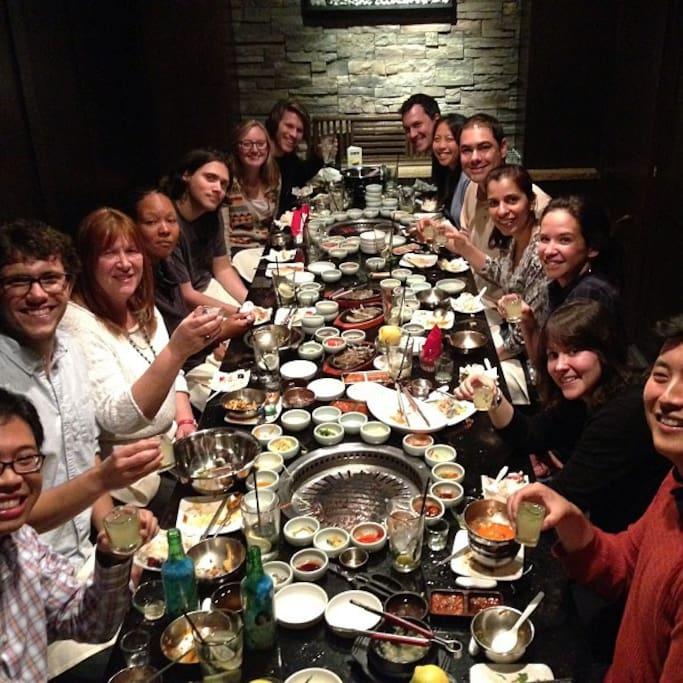 Fotografija – Genwa Korean BBQ