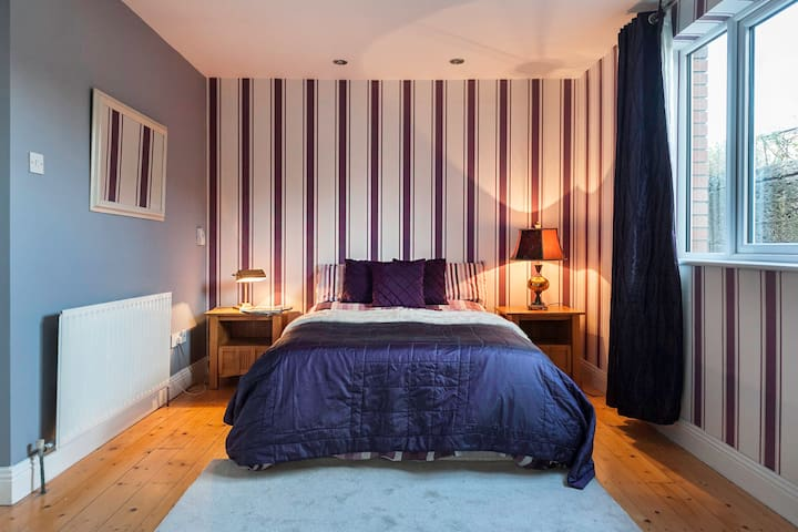 King /Twin Room,  featured on RTE Tastes Like Home