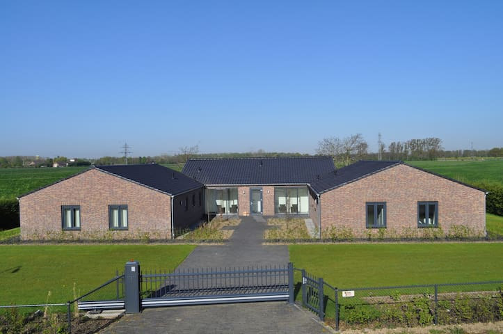 Vakantiewoningen Den Dreesakker omgeving Susteren - Susteren - Condominium