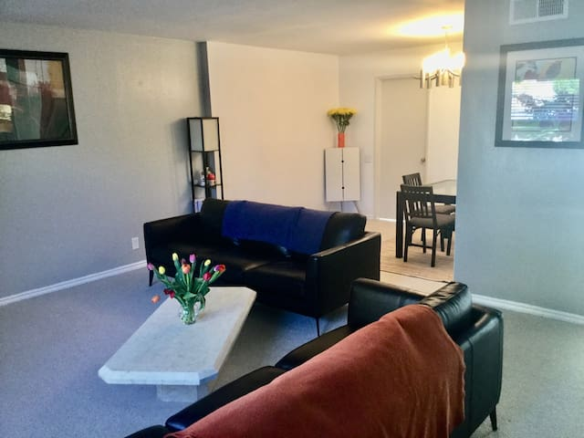 3br/3ba in Silicon Valley-near Levi's,SCC,Tech COs